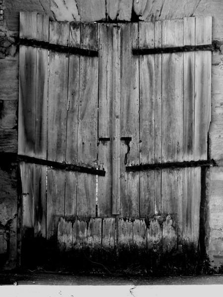 Saint-Valery-sur-Somme - La porte (Somme - 80230) [2016] (Photo de Didier Desmet) [Artiste Infirme Moteur Cérébral] [Infirmité Motrice Cérébrale] [IMC] [Paralysie Cérébrale] [Cerebral Palsy] [Handicap]