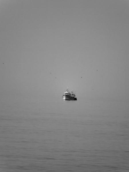 The Boat From The Ghost Plane - Cayeux-sur-mer (Somme - 80410) [2017] (Photo de Didier Desmet) [Artiste Infirme Moteur Cérébral] [Infirmité Motrice Cérébrale] [IMC] [Paralysie Cérébrale] [Cerebral Palsy] [Handicap]