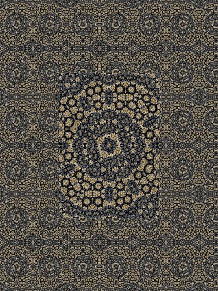 Théâtre vénitien [2012] (Création et conception graphique de Didier Desmet) [Motif] [Pattern] [Motifs] [Patterns] [Artiste Infirme Moteur Cérébral] [Infirmité Motrice Cérébrale] [IMC] [Paralysie Cérébrale] [Cerebral Palsy] [Handicap]