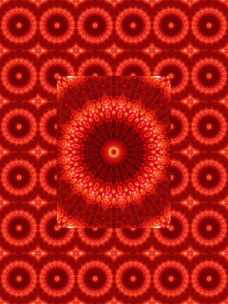 Verre rouge : Ombre et lumière #2 [2012] (Création et conception graphique de Didier Desmet) [Motif] [Pattern] [Motifs] [Patterns] [Artiste Infirme Moteur Cérébral] [Infirmité Motrice Cérébrale] [IMC] [Paralysie Cérébrale] [Cerebral Palsy] [Handicap]