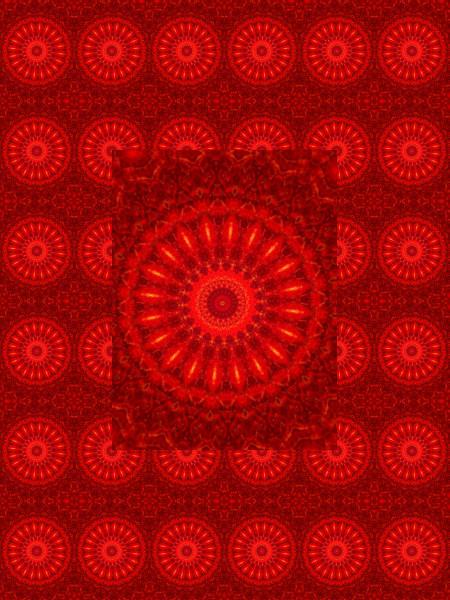 Verre rouge - Ombre et lumière 8 [2012] (Création et conception graphique de Didier Desmet) [Motif] [Pattern] [Motifs] [Patterns] [Artiste Infirme Moteur Cérébral] [Infirmité Motrice Cérébrale] [IMC] [Paralysie Cérébrale] [Cerebral Palsy] [Handicap]