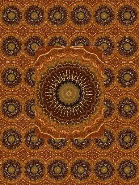 Washi automnal [2012] (Création et conception graphique de Didier Desmet) [Motif] [Pattern] [Motifs] [Patterns] [Artiste Infirme Moteur Cérébral] [Infirmité Motrice Cérébrale] [IMC] [Paralysie Cérébrale] [Cerebral Palsy] [Handicap]